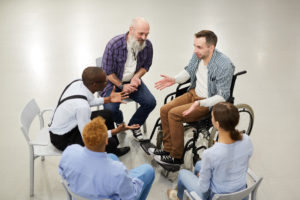 terapie grup